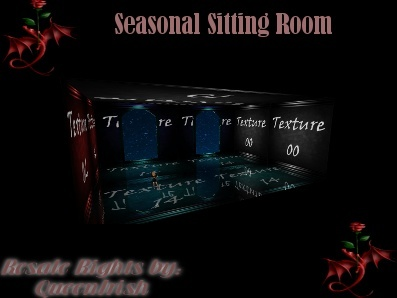 Seasonal Sitting Room(catalog upload only)