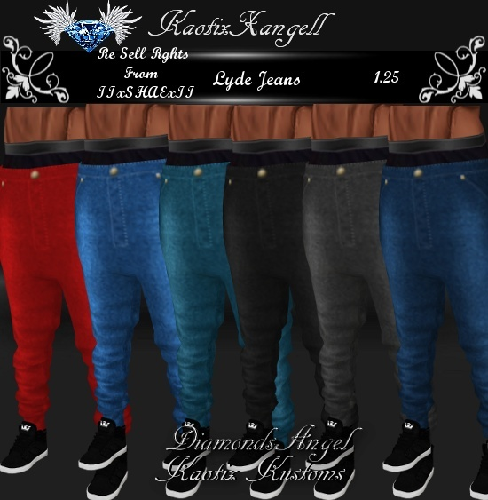 Lyde Jeans