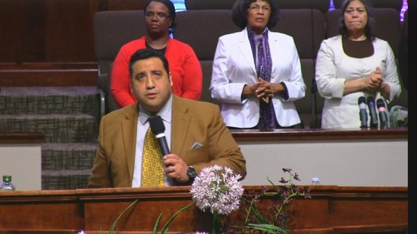 "Rev. Andre Urquidez 04-10-16pm "" Cause & Effect "" MP4"