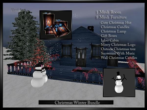 Winter Christmas Bundle