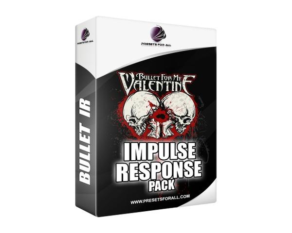 Bullet For My Valentine - Impulse Response pack