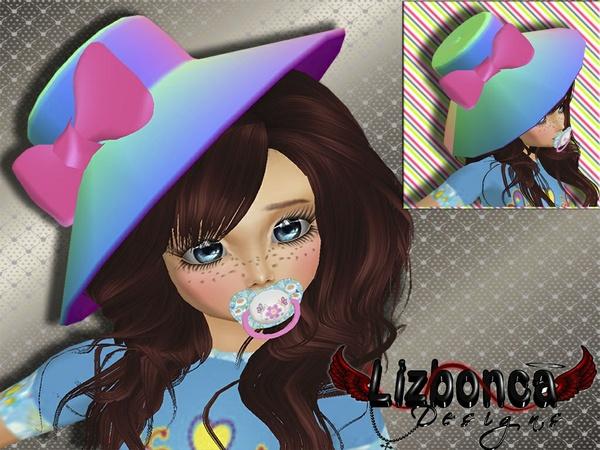 BGirl Hat Mesh 8