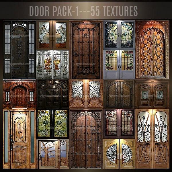 [H]DOOR PACK 55 TEXTURES PACK 1