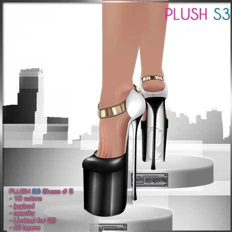 2014 Plush S3 Shoes # 5