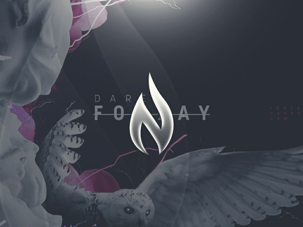 """Theif in the Night"" Dare Fonzay Header PSD"