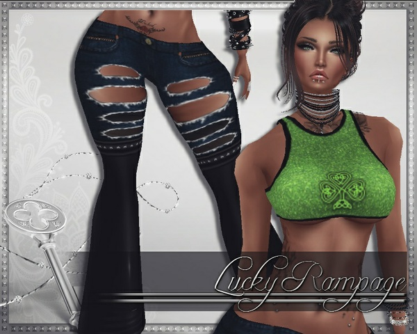 Lucky Rampage Bundle - ON SALE $6.00