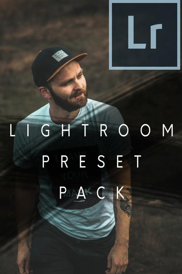 Lightroom Preset Pack 2018 (6 Presets)