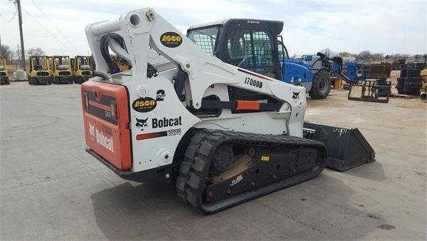 BOBCAT T870 COMPACT TRACK LOADER OPERATION & MAINTENANCE MANUAL