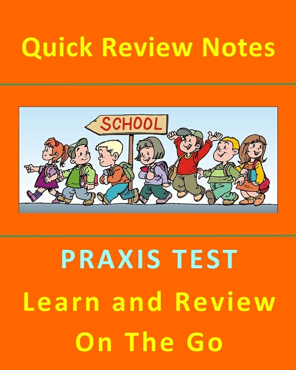 PRAXIS Elementary Education Test - 200+ Quick Review Terms