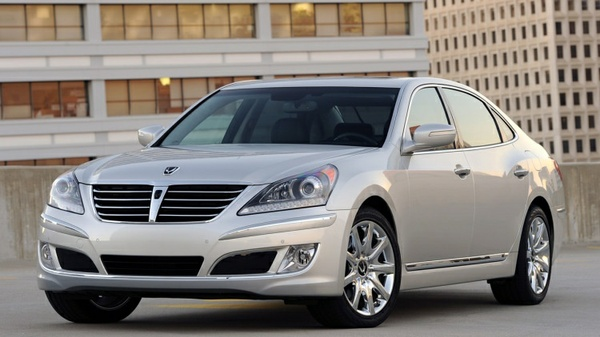 Hyundai Equus 2011 Service Workshop Repair Manual