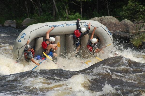 Penobscot Rafting 08/04/2017
