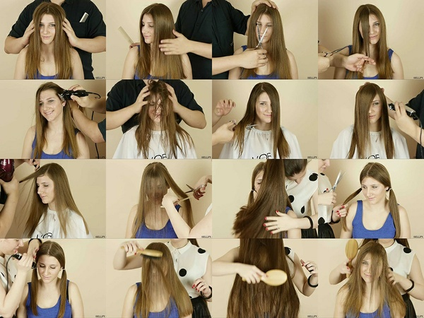 Vanja Hair Play