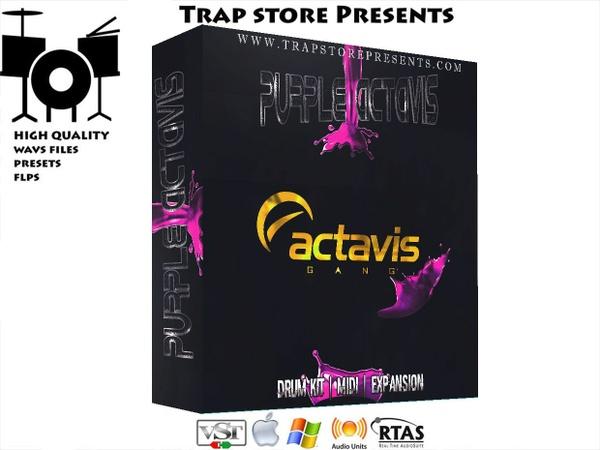 Trap Store Presents - PURPLE ACTAVIS [COMING SOON]