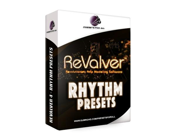 RHYTHM PRESETS - ReValver 4