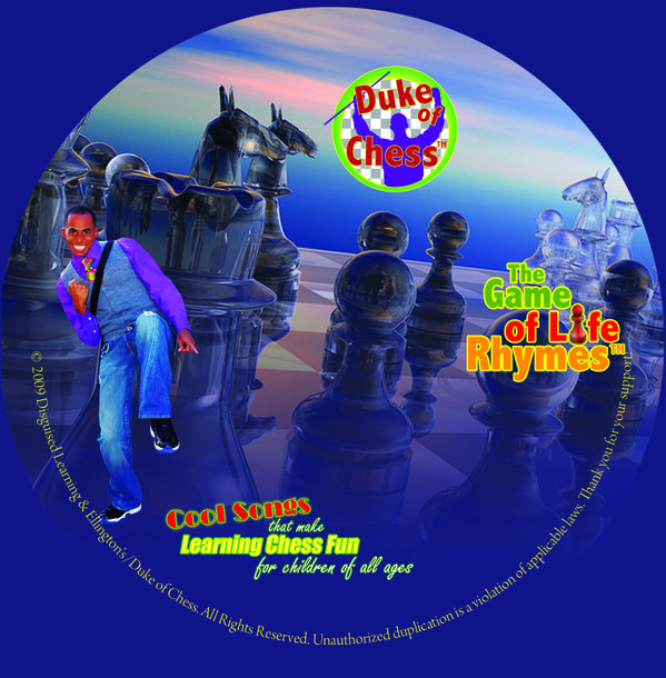 The Game of Life Rhymes CD