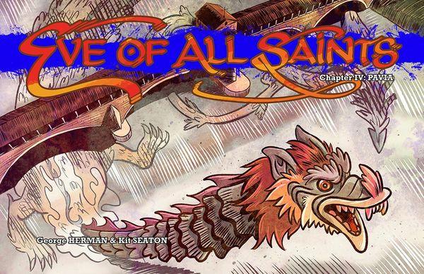 Eve of All Saints 4 Pavia