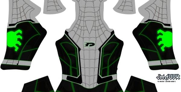 Spider-phantom Homecoming