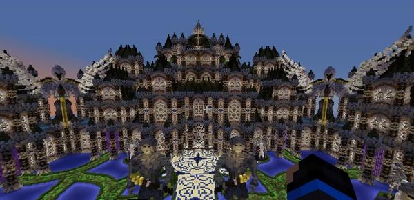 "Minecraft Hub ""cinematic"