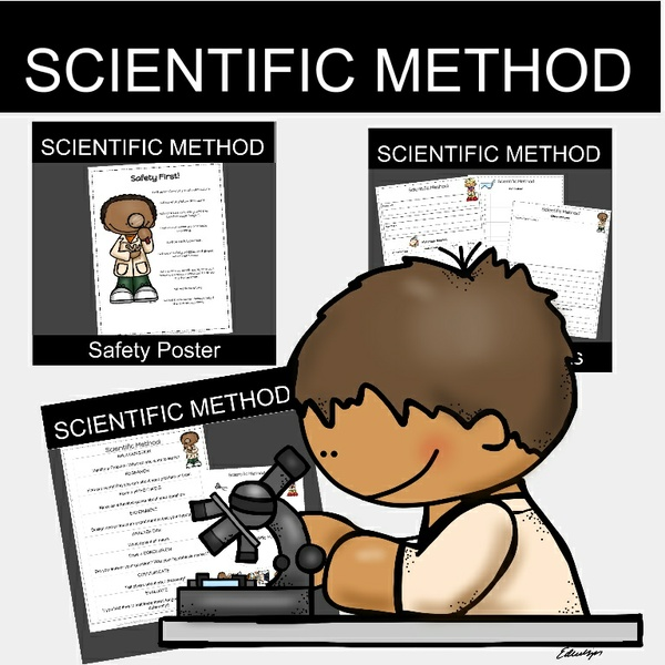 Scientific Method: Science Experiments Worksheets