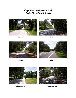 Keystone/Wesley Chapel Scenic Motorcycle Ride  (Dade City/San Antonio)