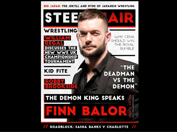 SteelChair Wrestling Magazine #11