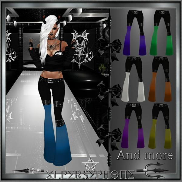 Bottom Black/color 13 colors
