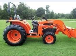 Kubota L3130, L3430, L3830, L4630, L5030 Tractor Workshop Shop Repair manual