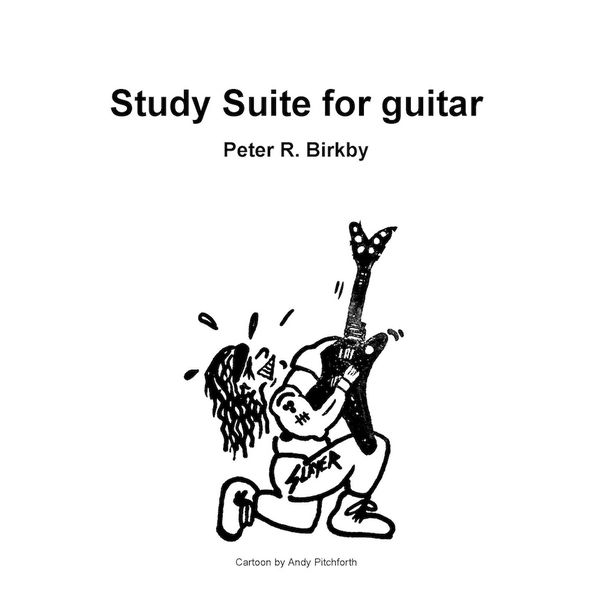 Study Suite for guitar