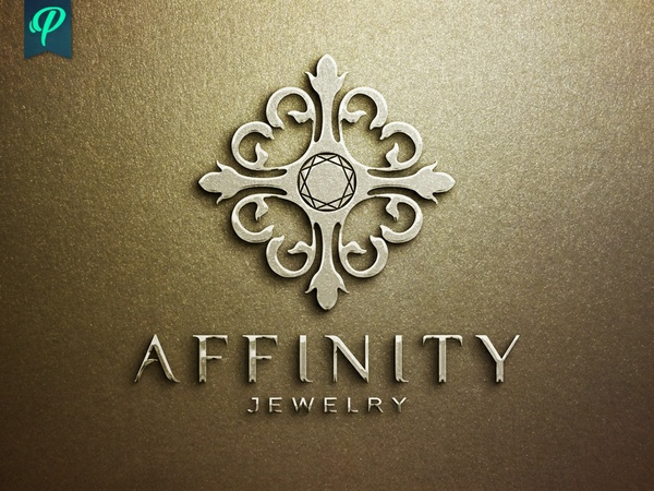 Affinity - Jewelry Logo Template