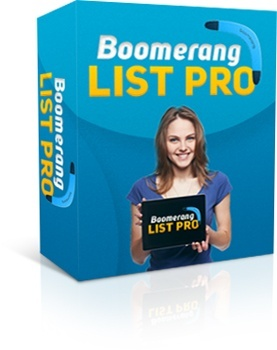 Boomerang List Pro (Including MRR)