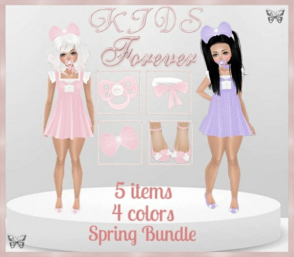 KIDS - 1 Spring Bundle