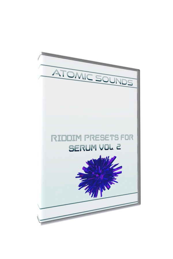 Atomic Sounds - Riddim Presets For Serum Vol. 2
