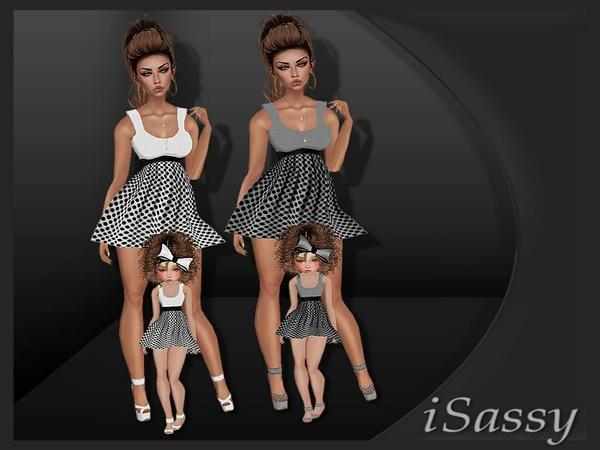 Sasha Matching Fits - PSD