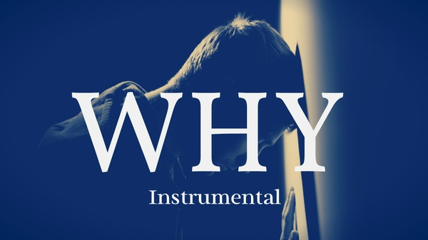 Sad Piano Hip Hop Rap Beat Instrumental - WHY