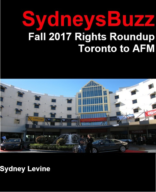 Fall Rights Roundup: Toronto to AFM