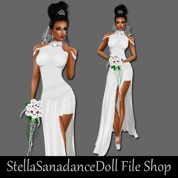 S144, Wedding Gown, NO RESELL