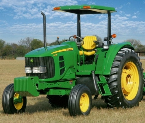 John Deere 6225, 6325, 6425, 6525 European Tractors Diagnosis and Tests Service Manual (TM400919)
