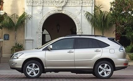 2006 Lexus RX330 Service Repair Manual PDF