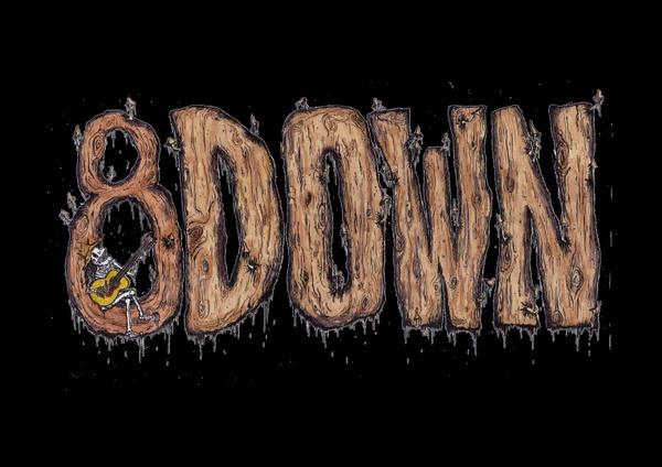 8 DOWN
