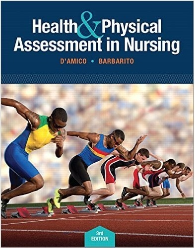 Health & Physical Assessment In Nursing 3rd Edition ( EPUB , Instant download )  )