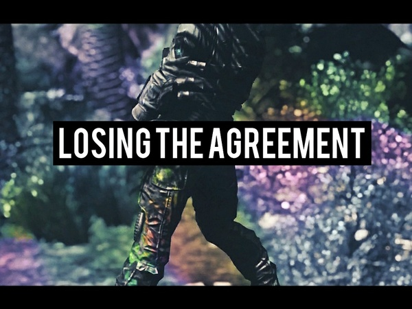 Losing the Agreement