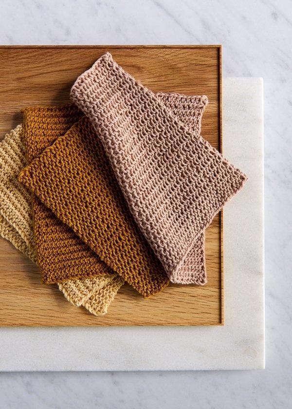 Close Knit Washcloths