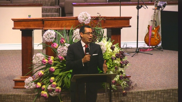 "Rev. Daniel Macias 08-31-16pm "" Sons of God Led After The Spirit"" MP4"