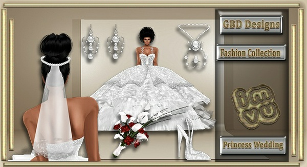 Princess Wedding Collection CATALOG ONLY!!