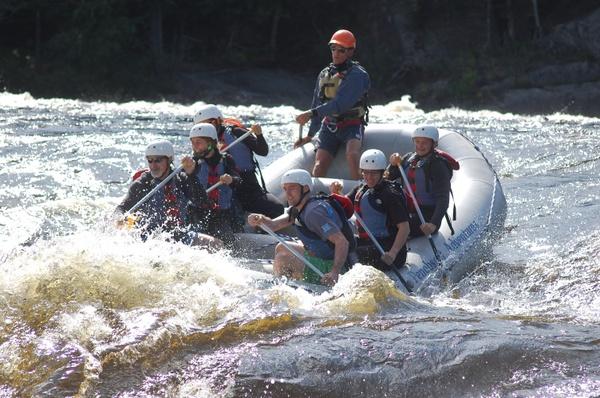 Penobscot Rafting 08/26/2017