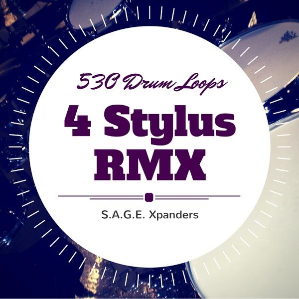 530 Free Drum Loops for Stylus RMX