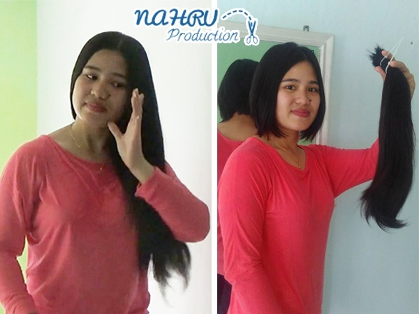 """BOBCUT#006 """"Pinky Girl Gets A Bob for The First Time"""""""