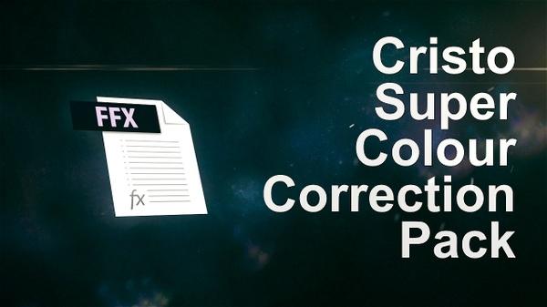 Super Colour Correction Pack