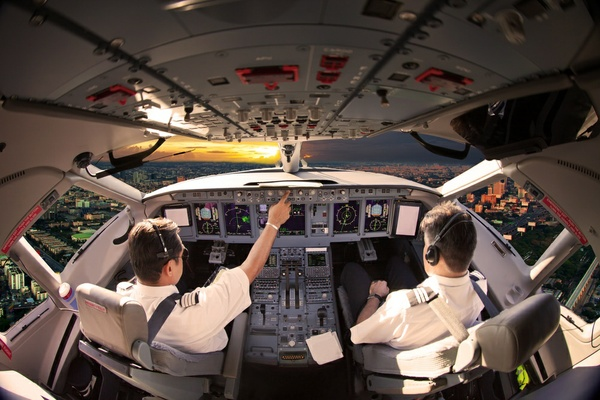 Airline Pilot Interview Question Database