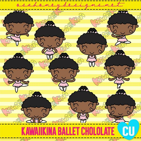 Oh_KawaiiKina_Ballet_Chocolate
